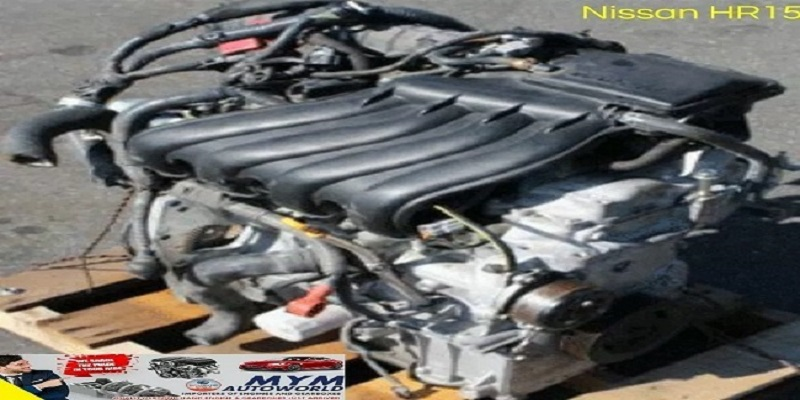 IMPORTED COMPLETE USED 10-  NISSAN TIIDA/MICRA 1.5L ENGINES HR15