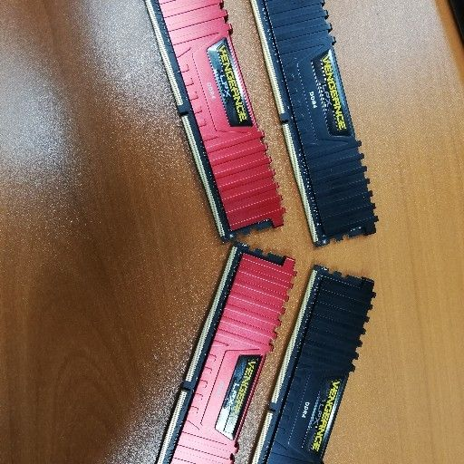 New Gaming Ram hardly 16GB 4GBx4 R2000 Negotiable