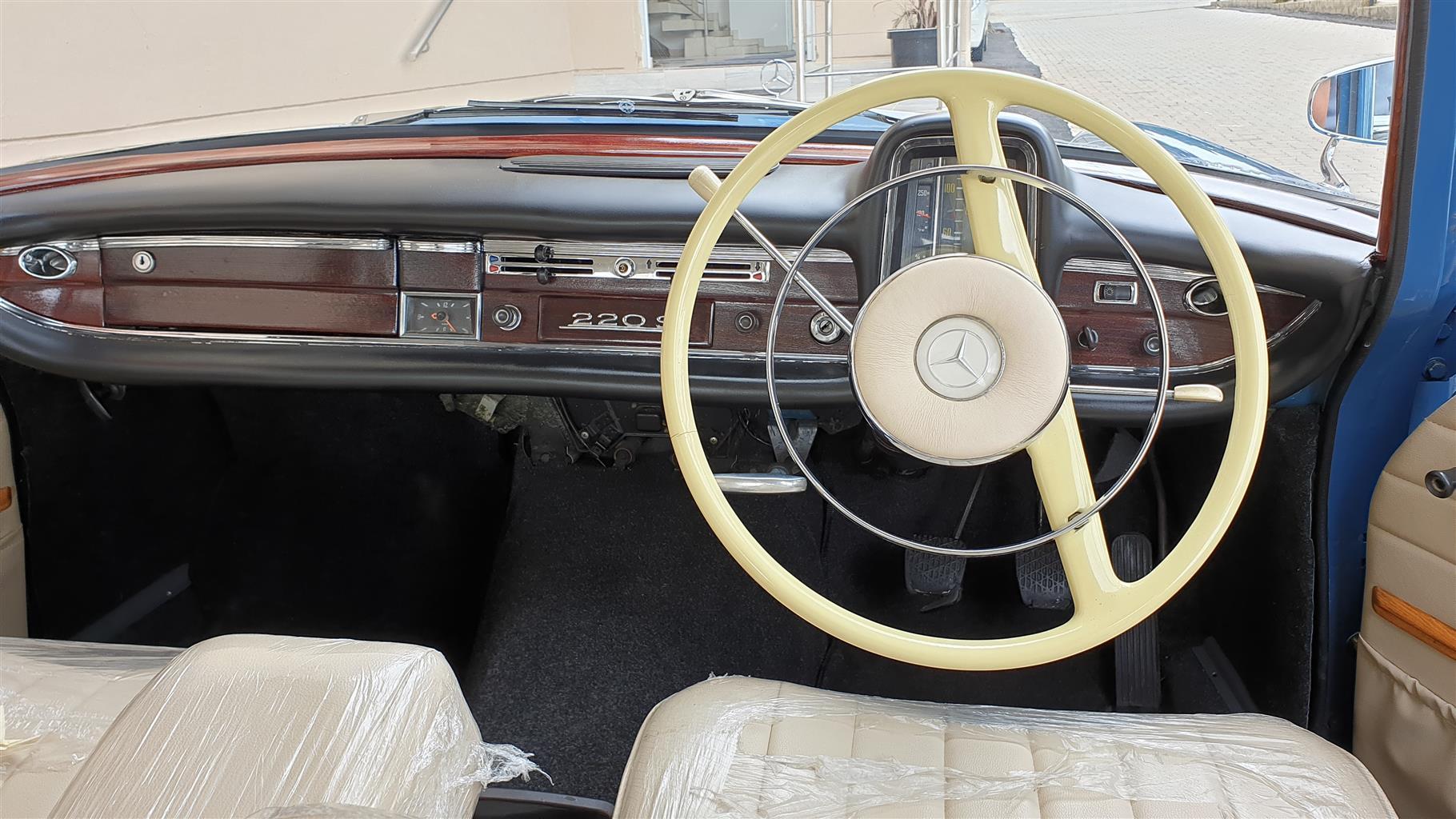 1961 Classic Cars Mercedes-Benz
