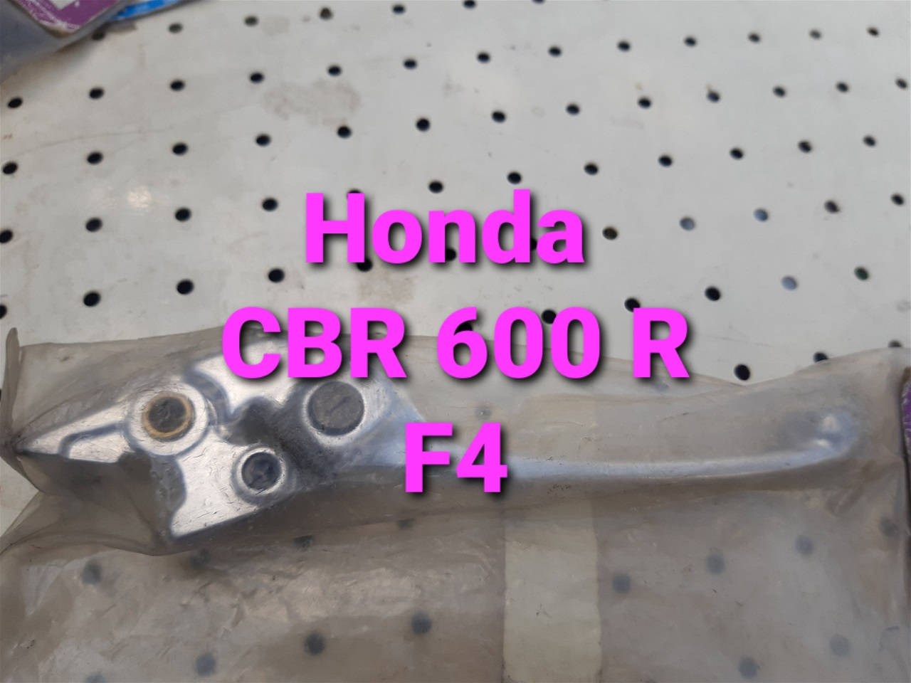 Brake & clutch lever and spares