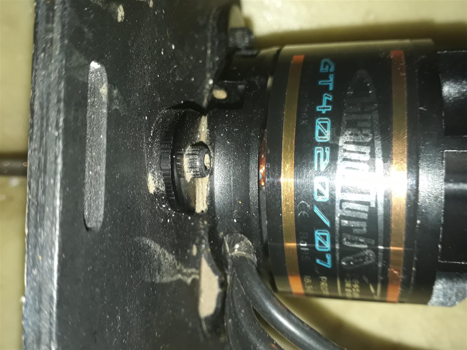 Used  Brushless Baitboat/Aasboot