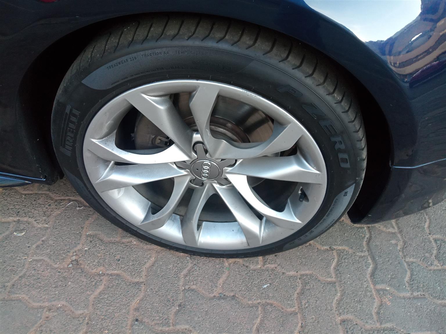 2010 Audi A5 cabriolet 2.0TFSI