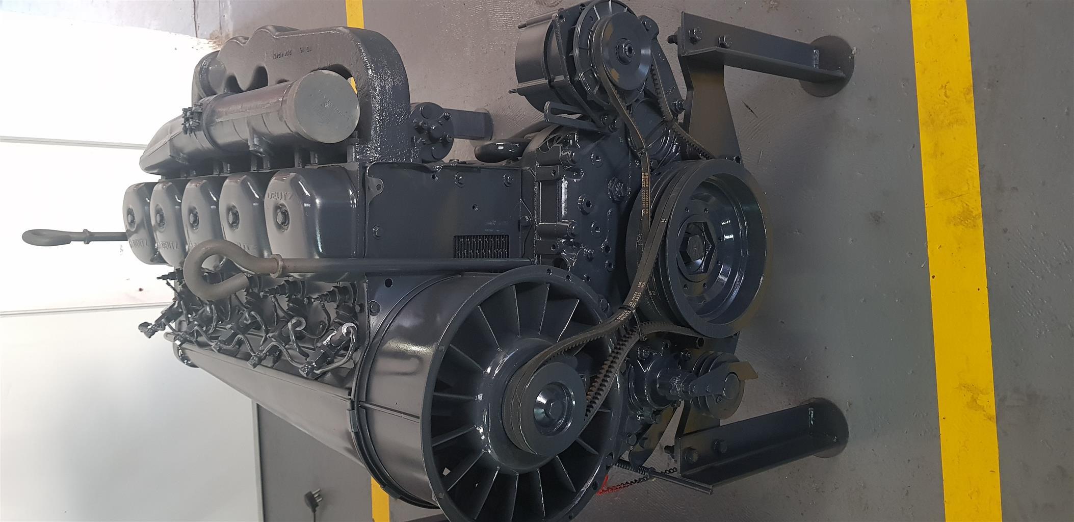 Wide range of Deutz Diesel engines and parts