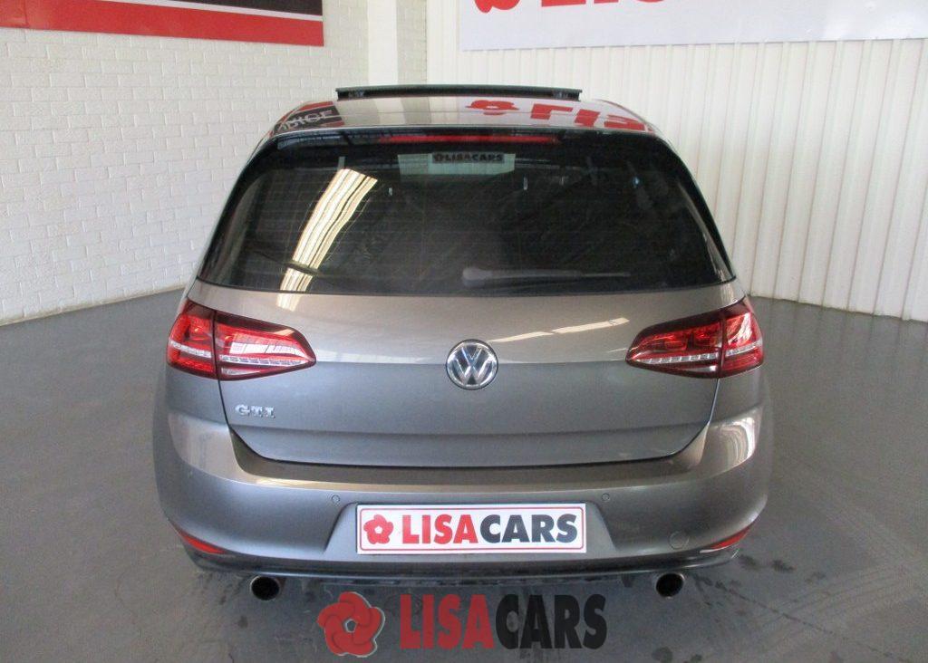 2015 VW Golf hatch GOLF VII 2.0 TSI R DSG