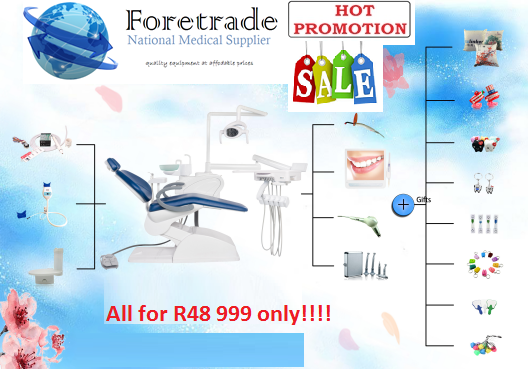 New Dental Chair and other equipments promotion R48 999