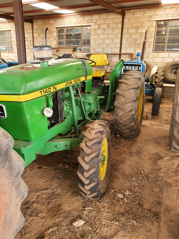 Tractors   Refreshed   from; R39 500 with plough.