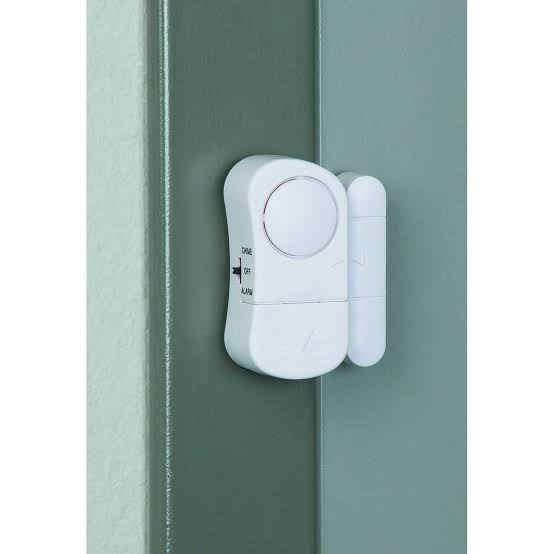 DOOR & WINDOW SAFETY ENTRY ALARM