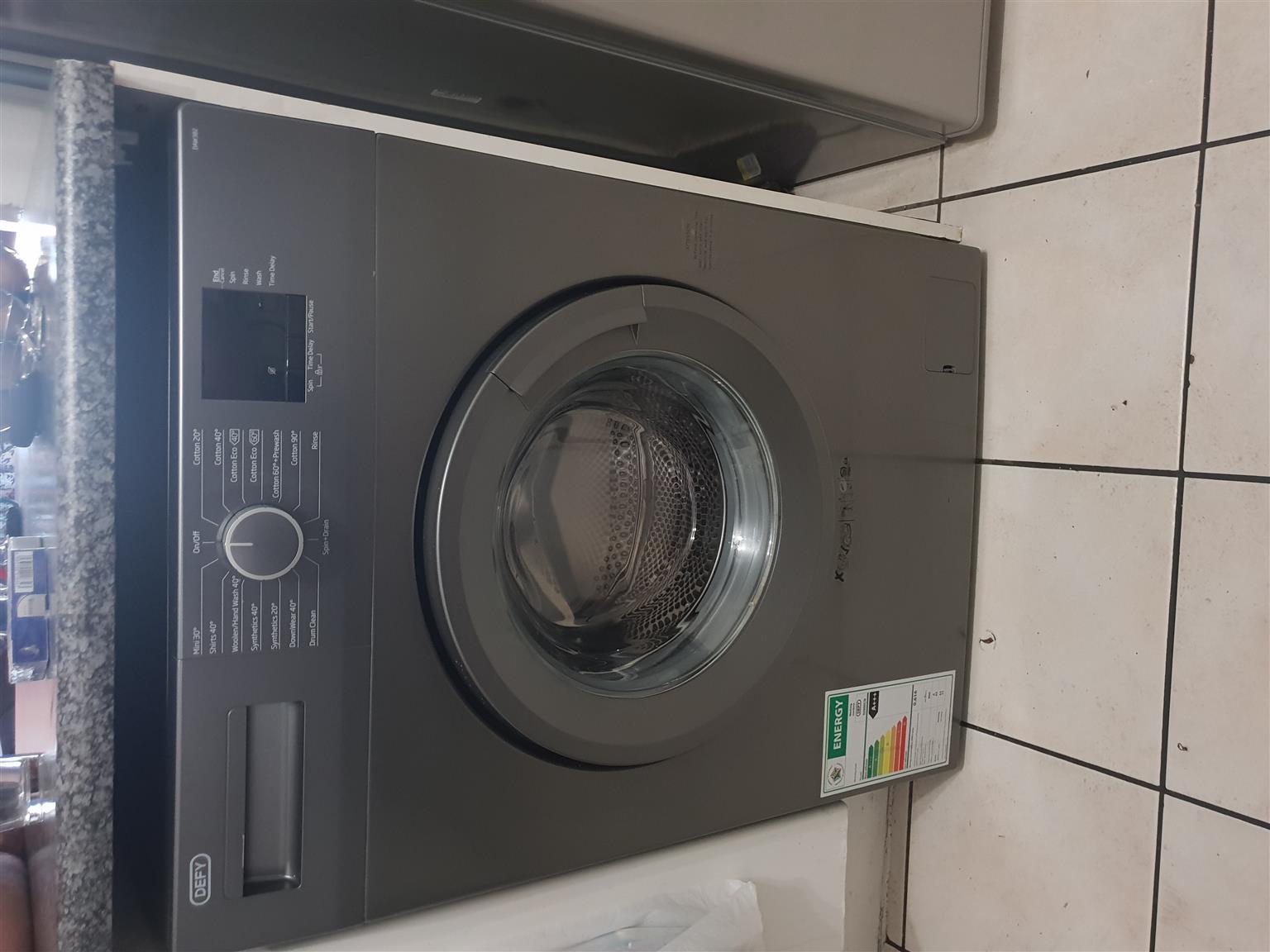 Front Loder Washing machine