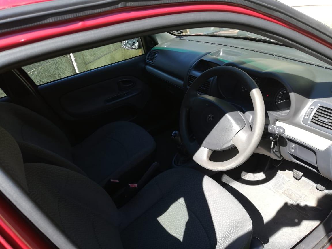 2007 Renault Clio 1.4 Expression 5 door