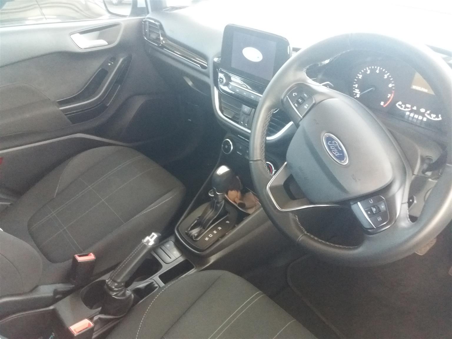 2018 Ford Fiesta 5 door 1.0T Trend auto