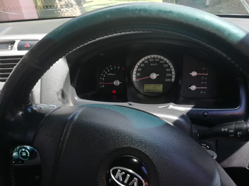 2007 Kia Sportage SPORTAGE 2.0 EX+  A/T