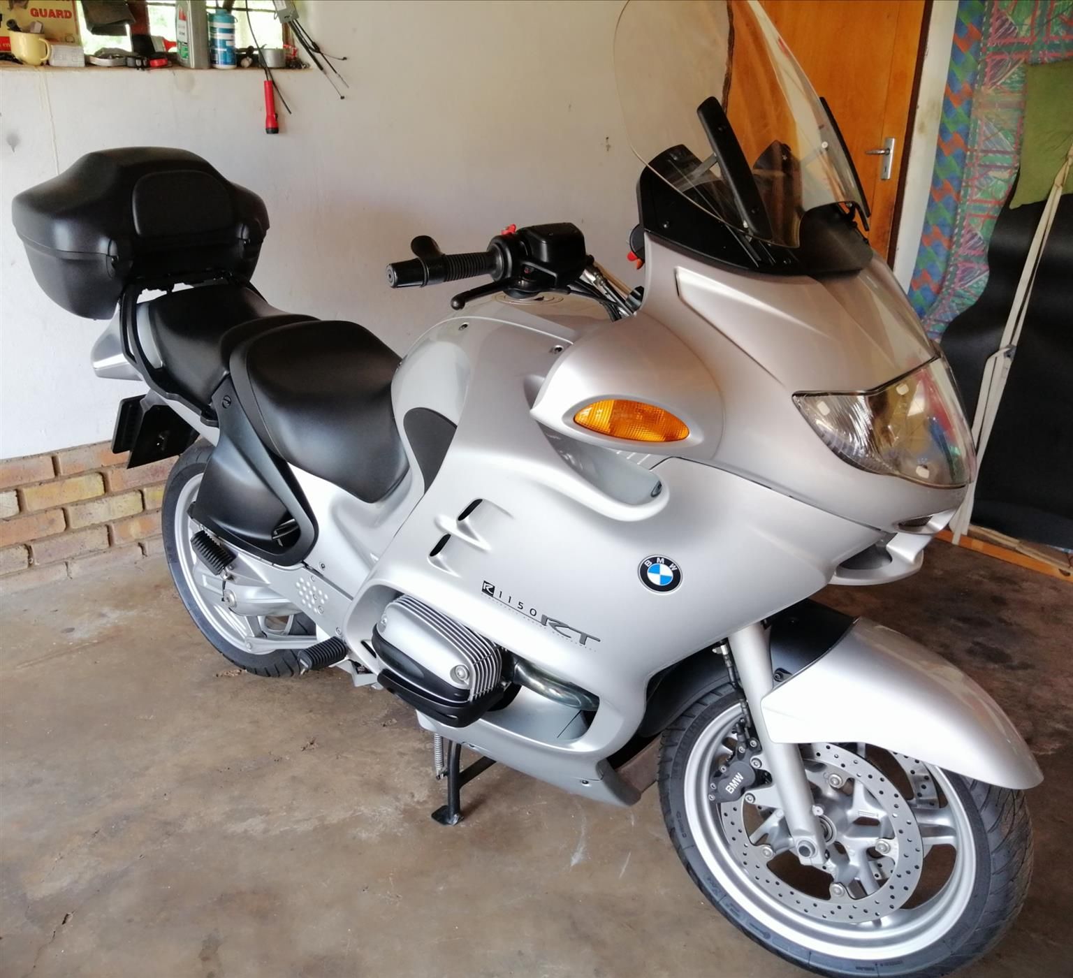 2001 BMW R1150R
