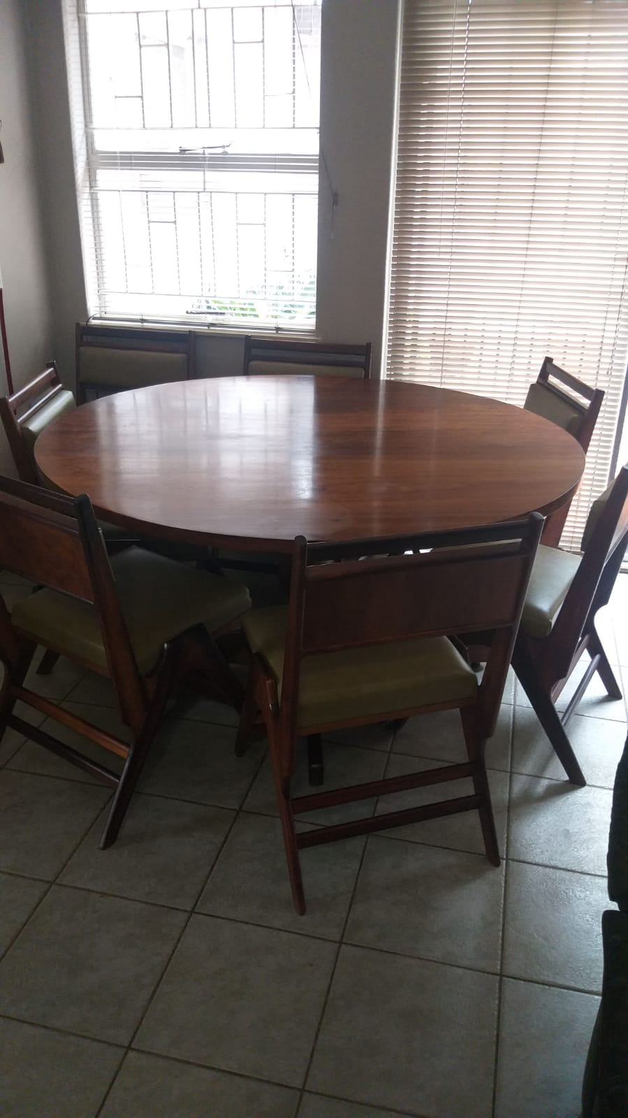 Round Dining Table 8 Chairs Junk Mail