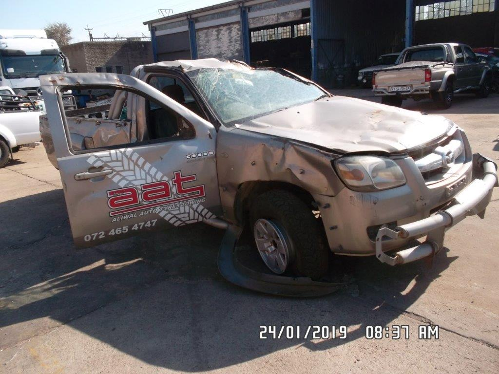 Mazda BT50 3.0 2011 Stripping For Spares