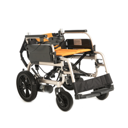 Compact, Lightweight Electric Wheelchair - The Explorer - On Sale, While Stocks Last.