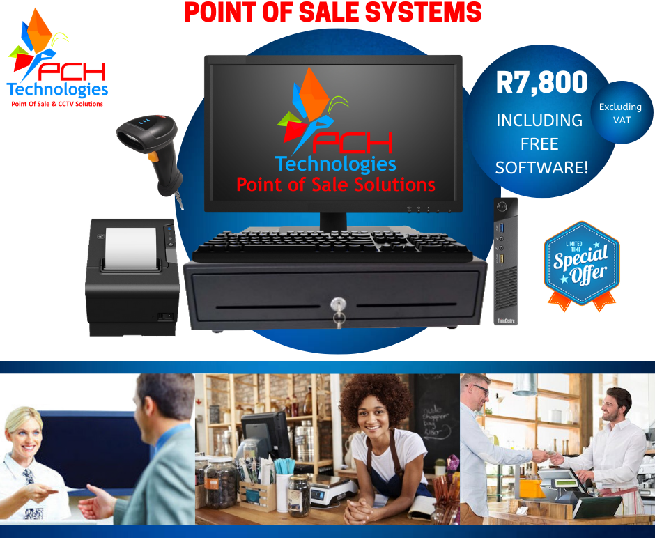 Point of Sale System with Free Software include