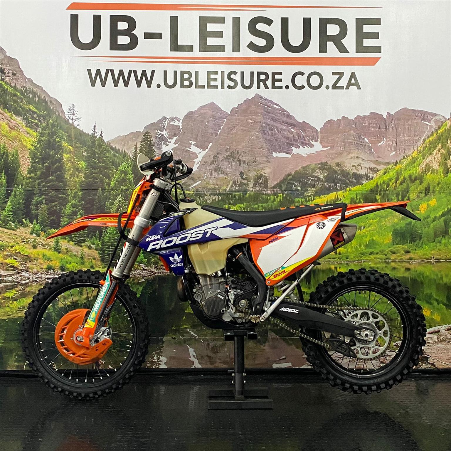 2017 KTM 450 | UB LEISURE