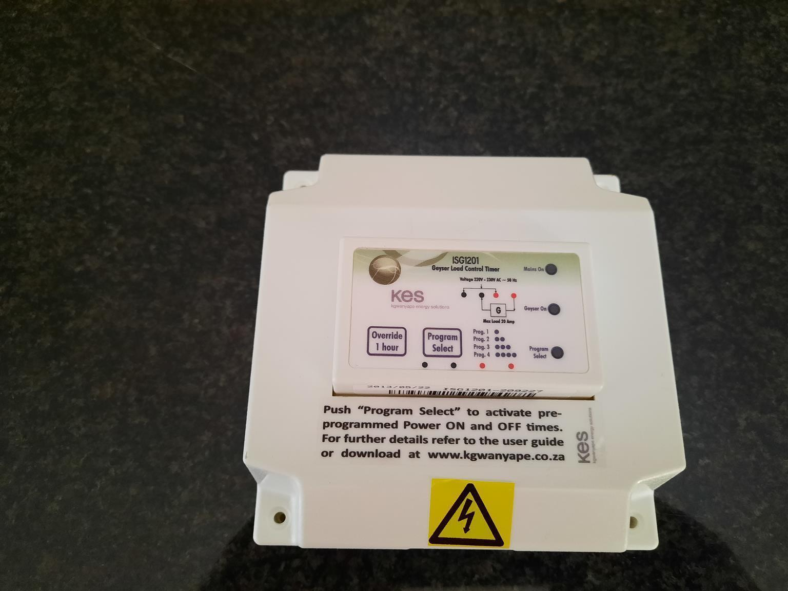 Energy Saving Controllers & Timers