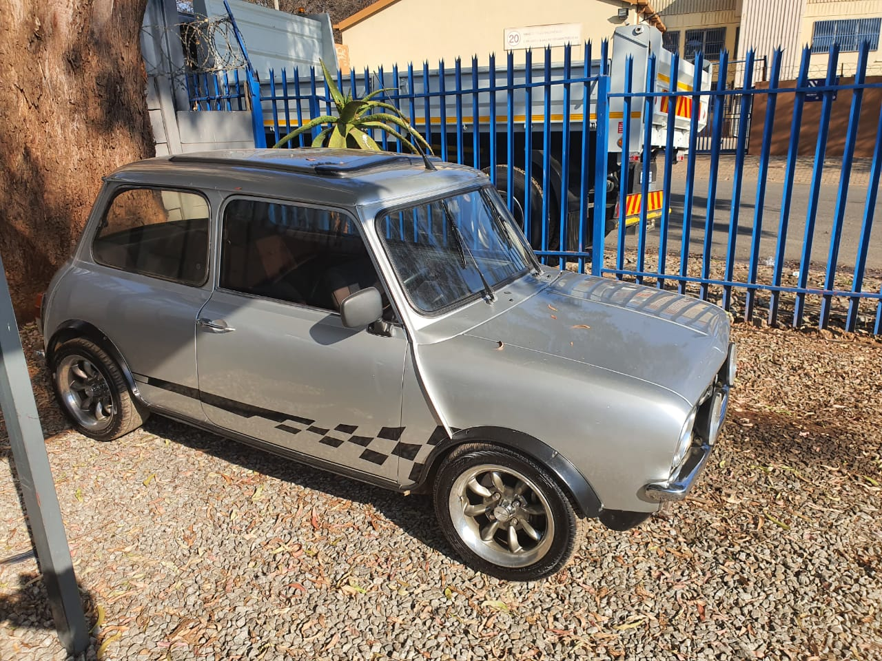 1983 Mini Hatch 3-door COOPER