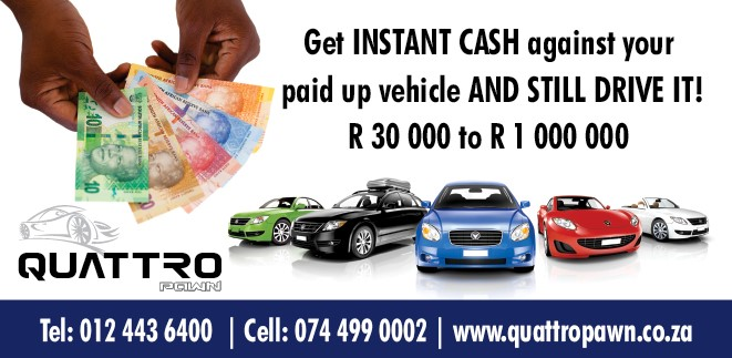 Pawning your vehicle and driving it is illegal !!! We do it the right way !! Get cash for your fully paid up vehicle and STILL DRIVE IT!