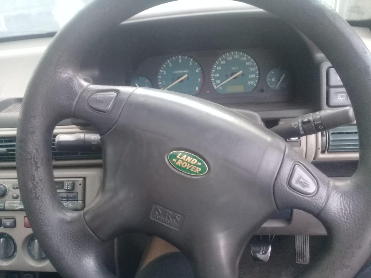 1998 Land Rover Range Rover L RANGE ROVER 2.0 PHEV AUTOBIO LWB (297KW)