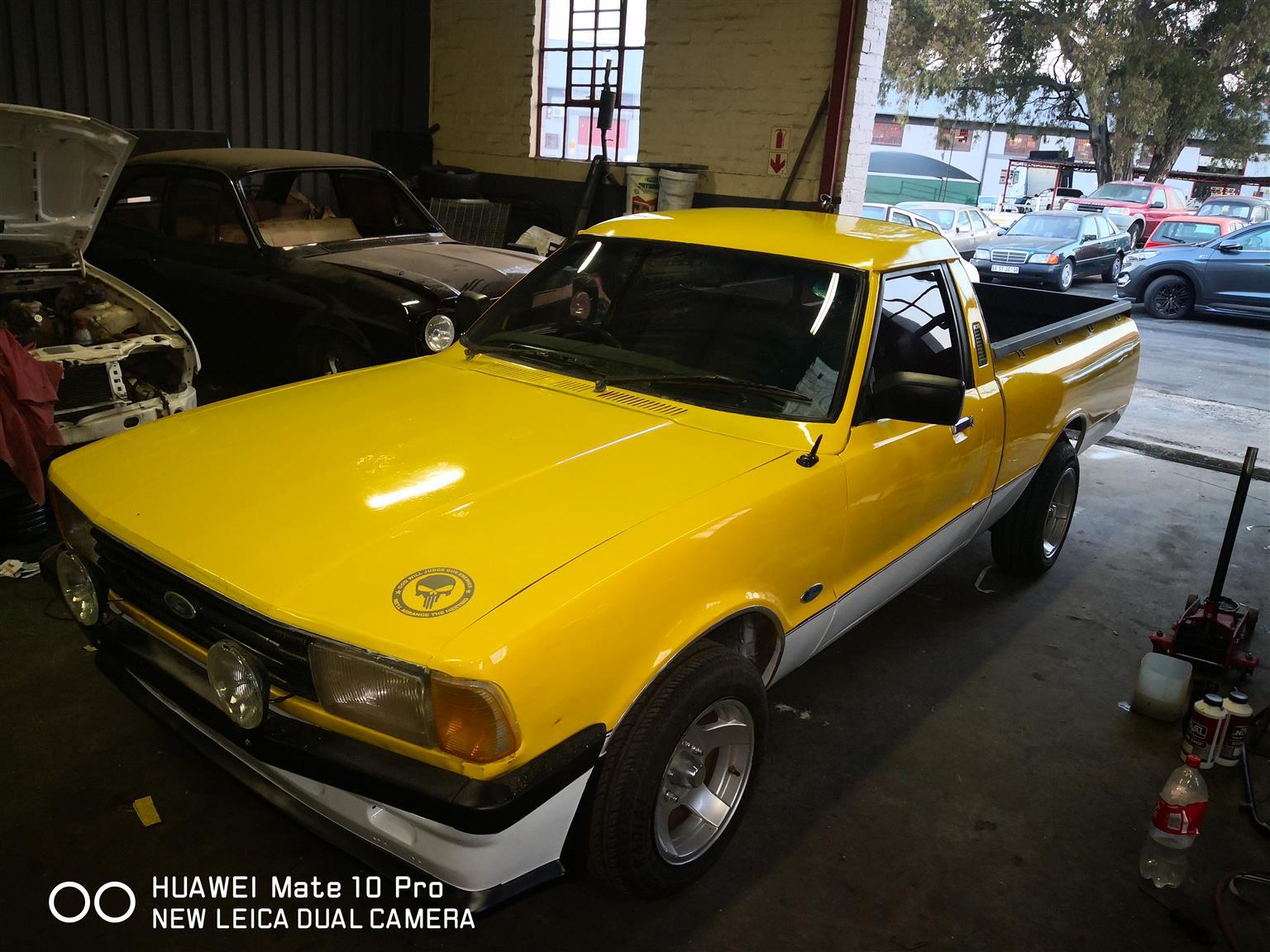 1984 Ford Cortina