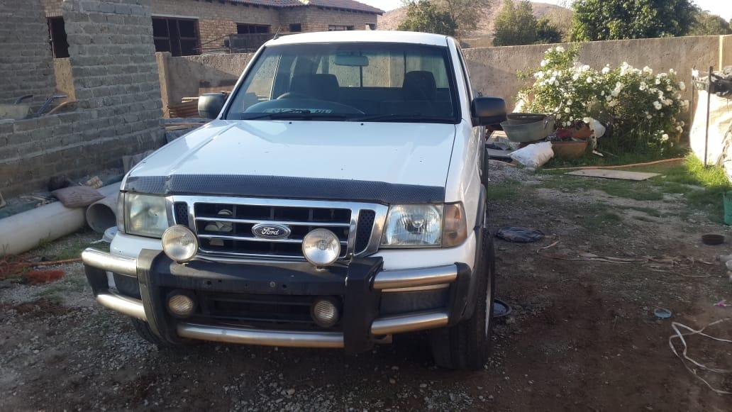 2006 Ford Ranger 2.5D