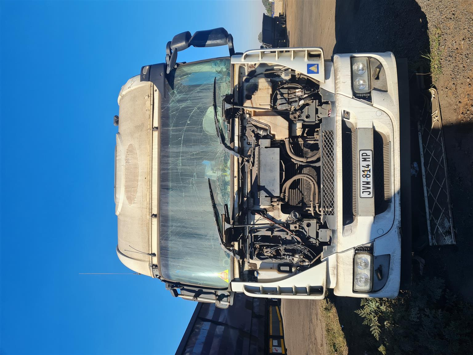 Iveco, Stralis, 480, no engine