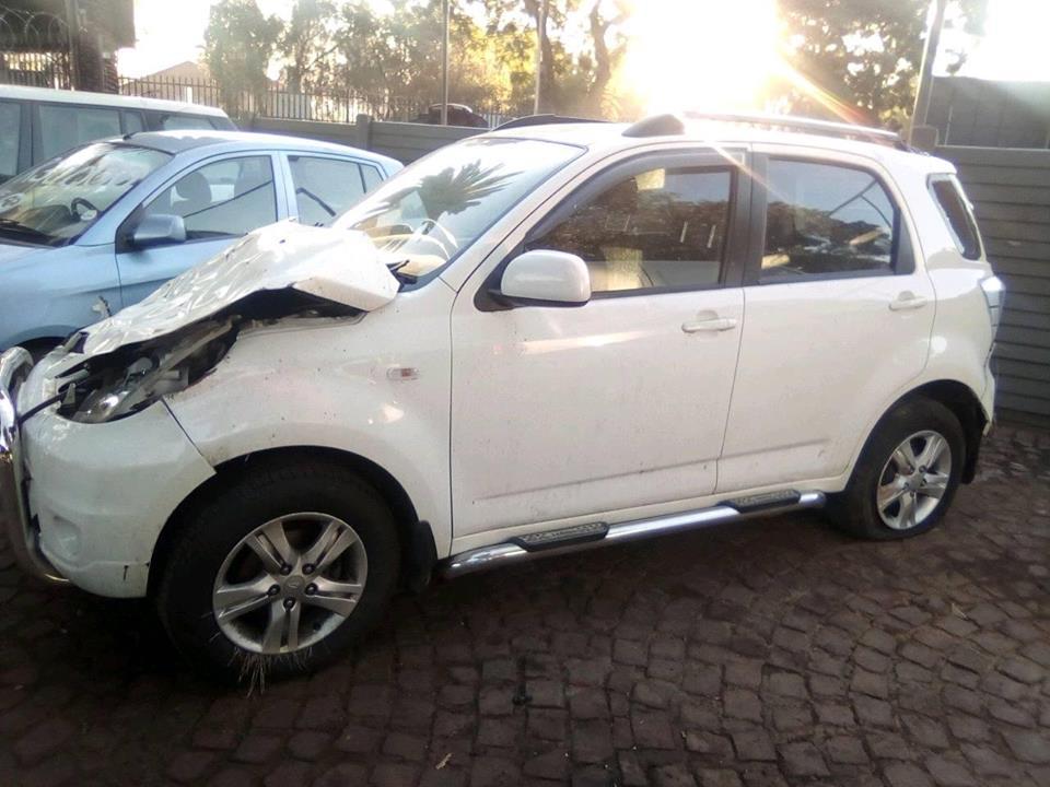 Daihatsu Parts Usa – Vehiculo