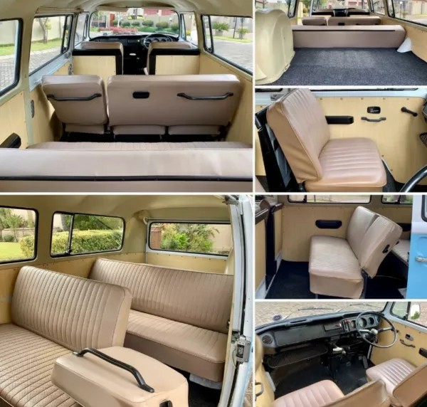 1968 VW Kombi 1.9TDI LWB