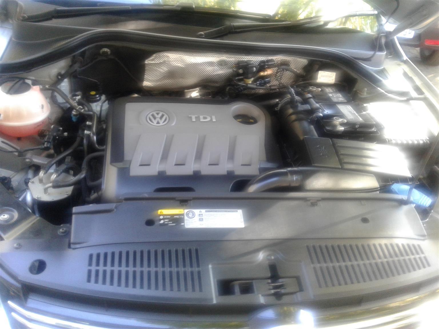 2015 VW Tiguan 2.0TDI 4Motion Track&Field