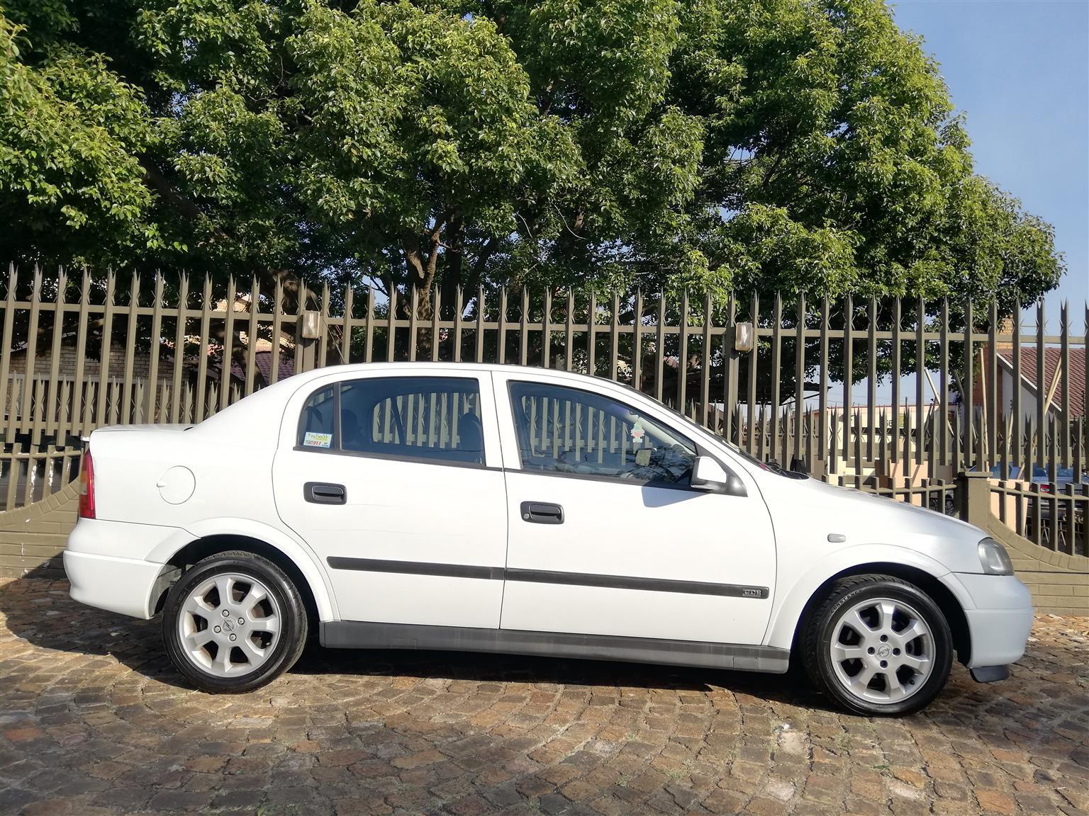 2003 Opel Astra 1.6 16V