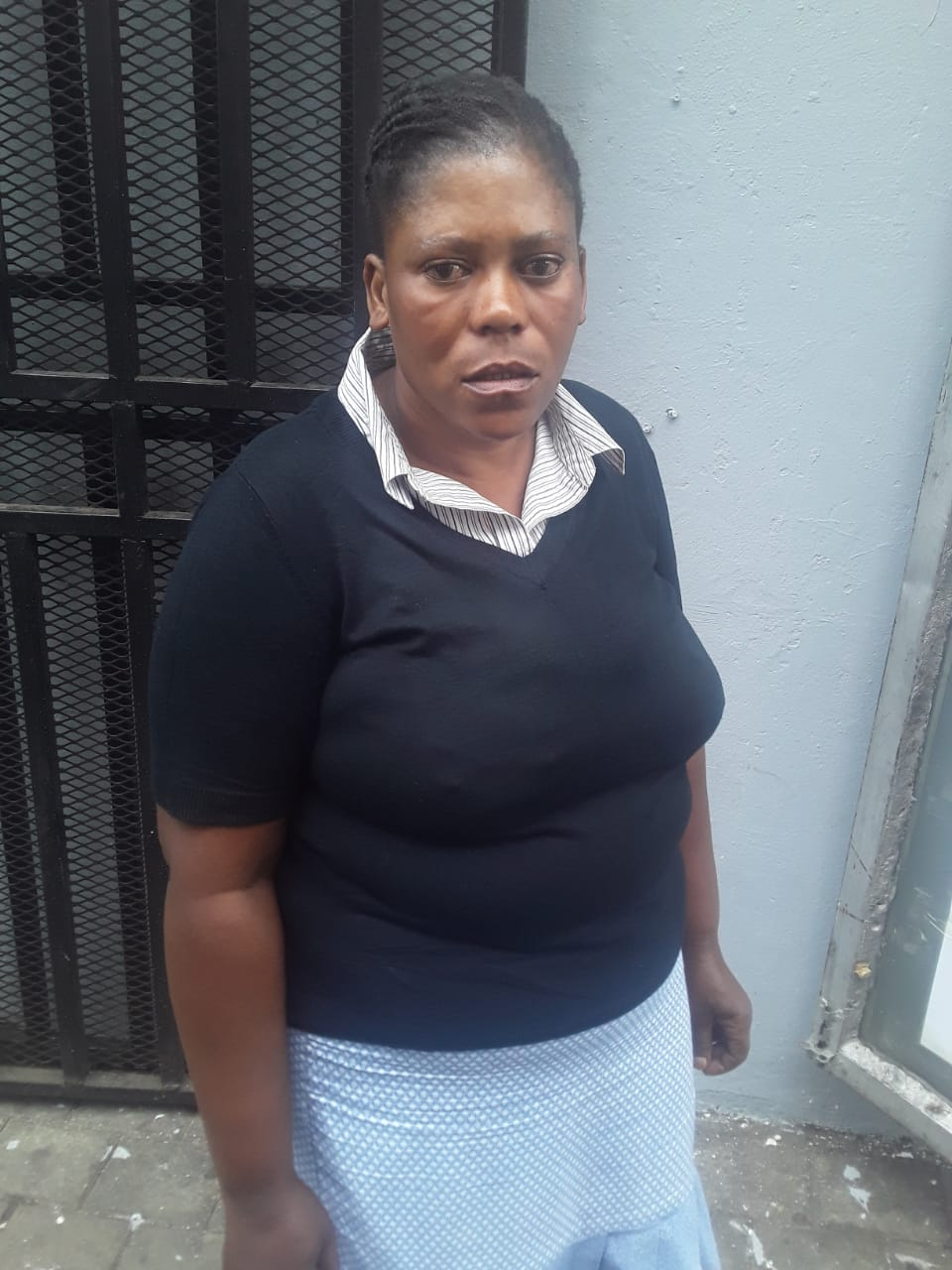 Lesotho cleaner/housekeeper with refs needs work.