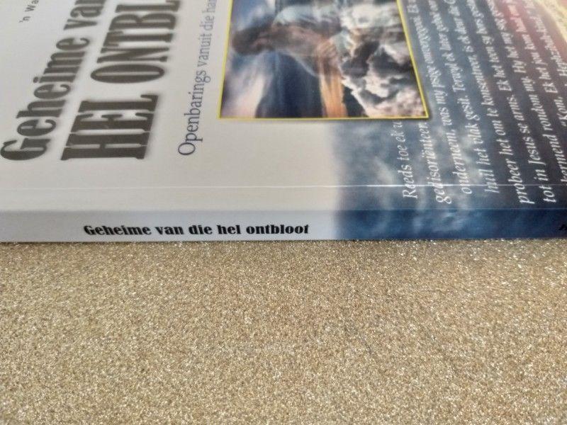 Geheime Van Die Hel Ontbloot - Hephzibah Maritz - n Ware Verhaal.
