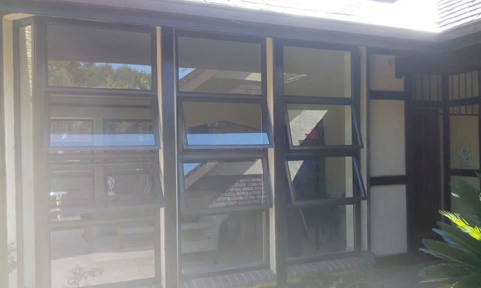 Glass Creations - Conversion of windows and doors to aluminium product