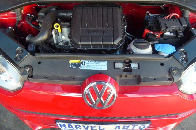 2016 VW up! 3-door