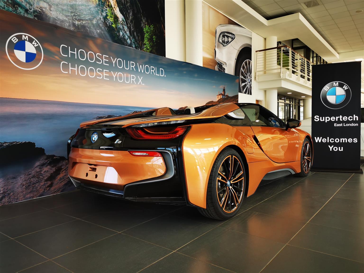 2020 BMW i8 Roadster