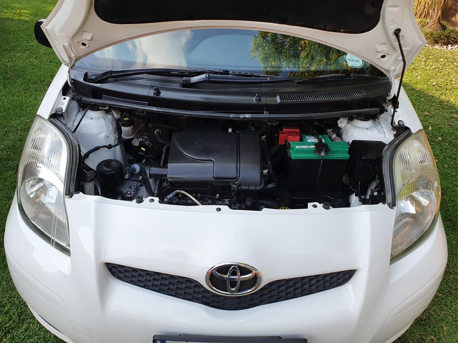 2009 Toyota Yaris 1.0