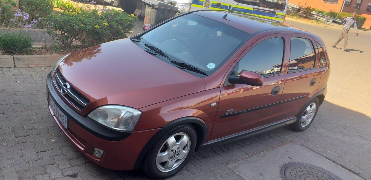 2006 Opel Corsa 1.6 Sport