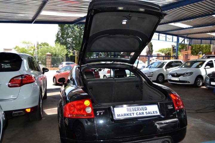 2006 Audi TT coupe TTS QUATTRO COUPE S TRONIC (228KW)