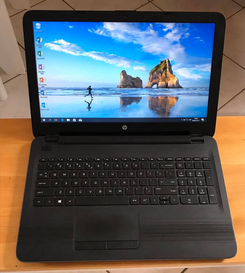 Hp Laptop 4g Ram 500g Hard Drive