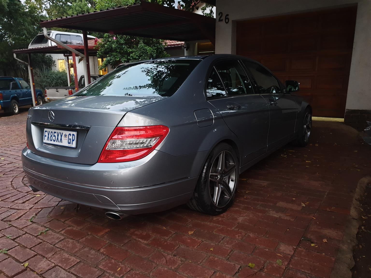 2007 Mercedes Benz 350SE