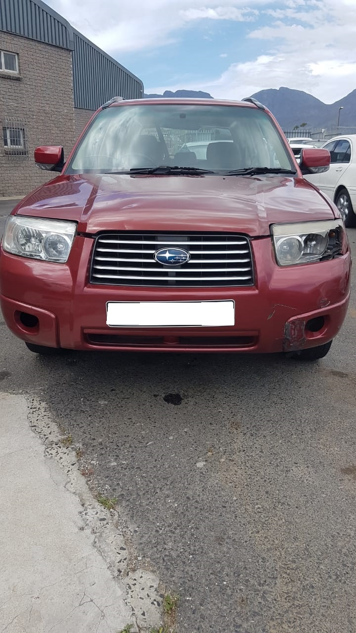 Subaru Forester 2.5 XS 2007 spares for sale.