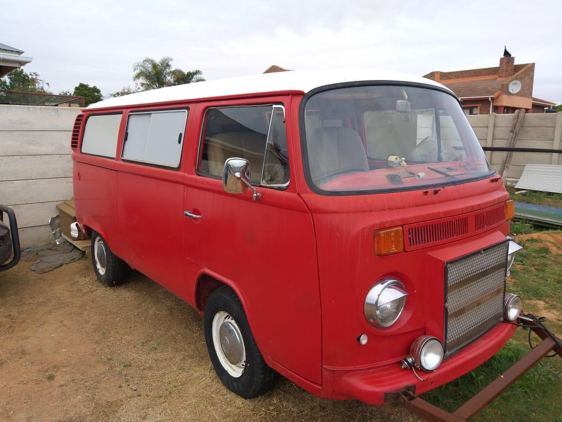 1979 VW Kombi 2.0TDI 103kW SWB