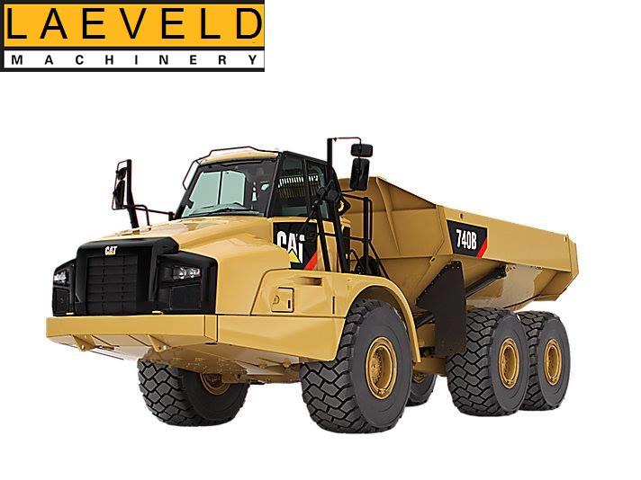 777Dump Truck Training @Laeveld Legislative Training