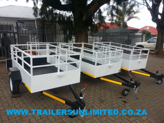 NEW UTILITY TRAILERS FOR SALE