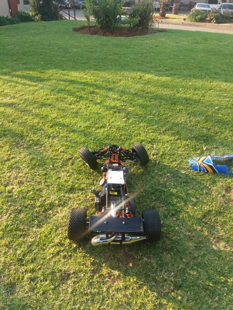 Baja RC 5th scale off road