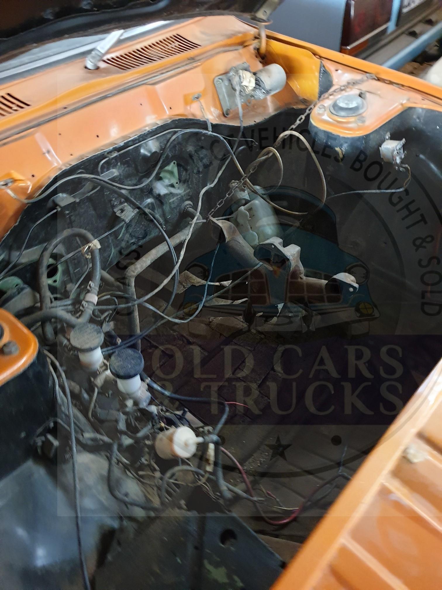Datsun 140y Body on wheels , project