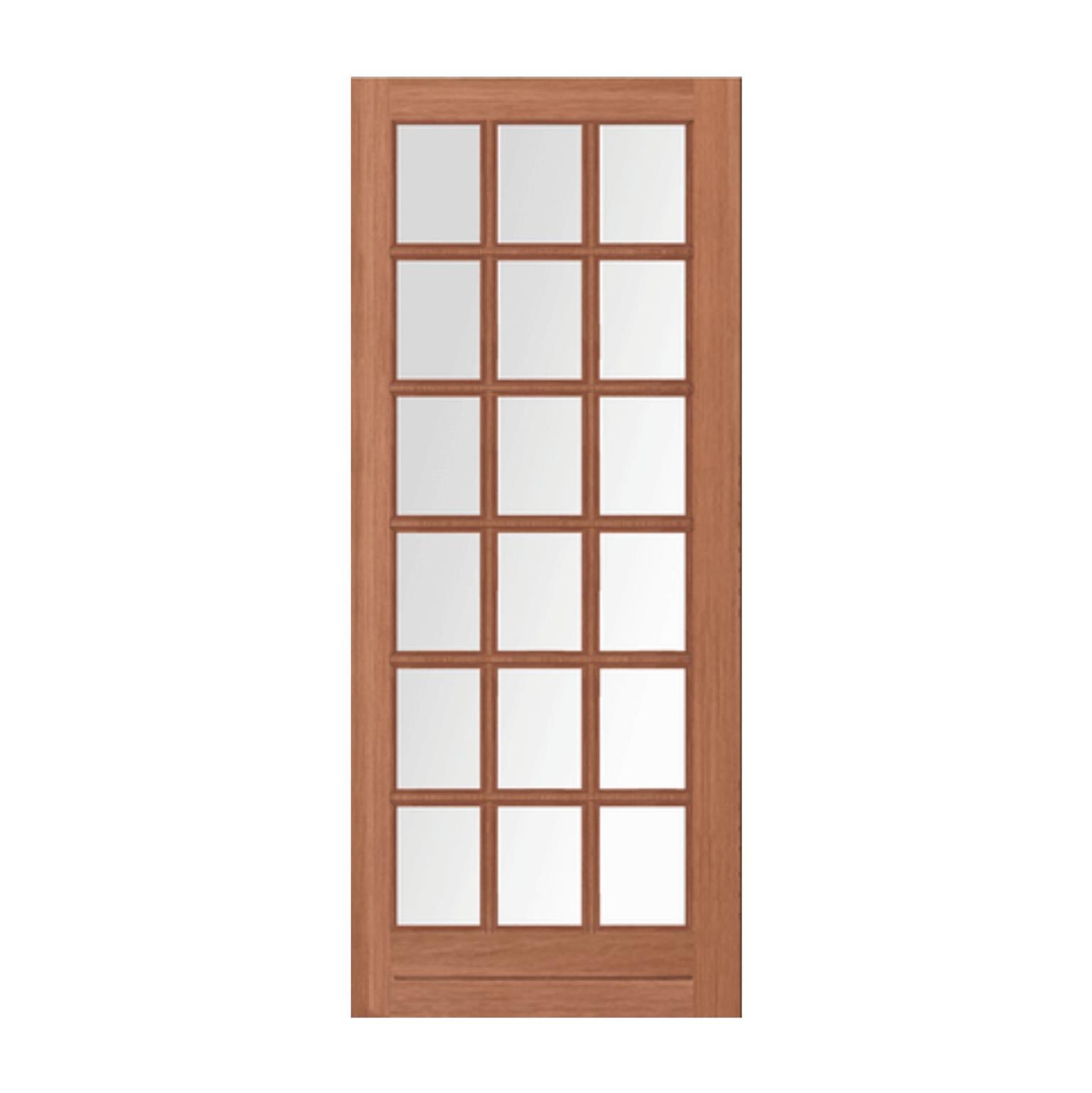 18 Glass Cottage Door