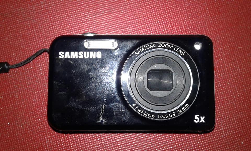 Samsung zoom lens camera for sale